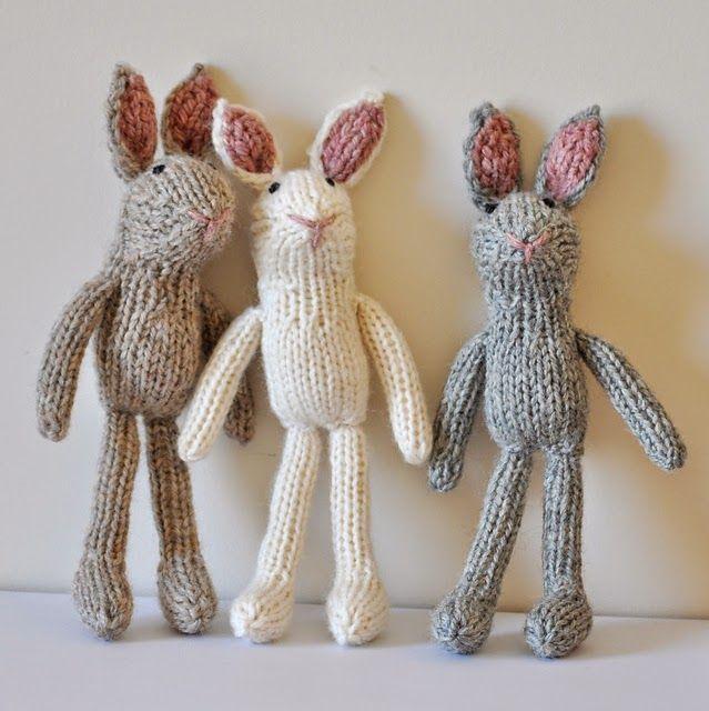 Easter knitting