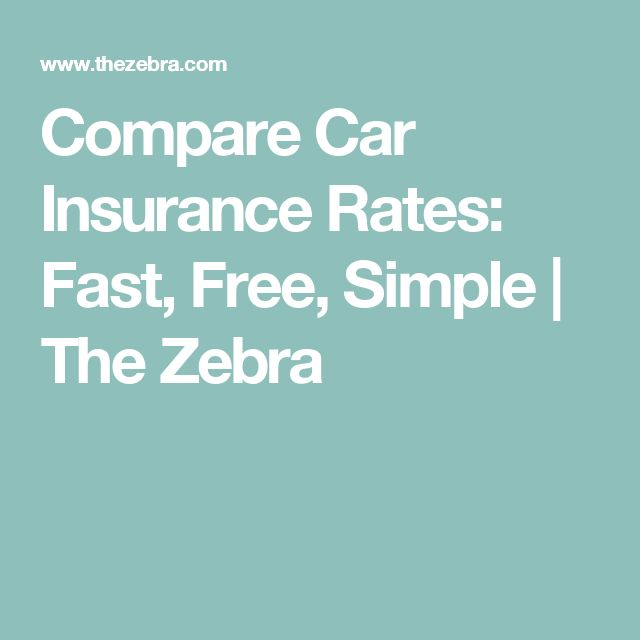 Compare Insurance Quotes Best Best 25 Compare Car Insurance Rates Ideas On Pinterest  Car