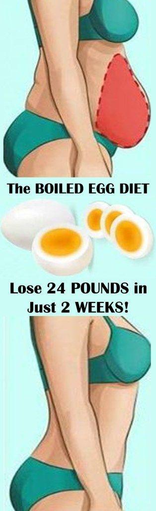 The boiled egg diet