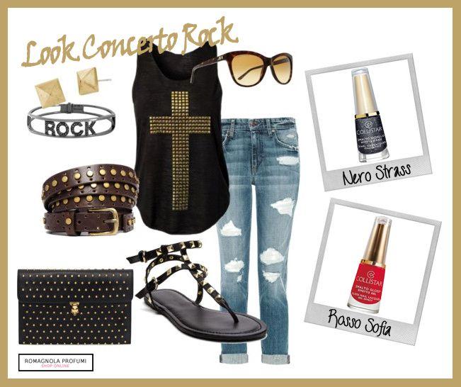 Look concerto rock