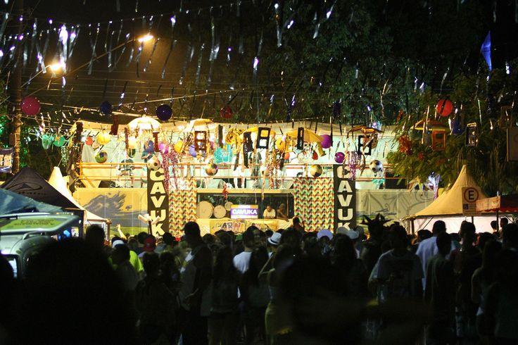 Barra do Una ainda brinca esta noite com a Banda Prakatun.
