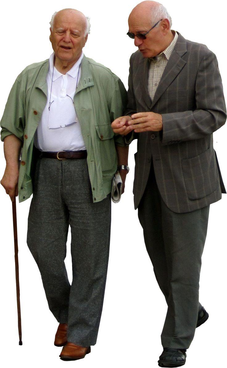 Grupos Abuelos Abuelo Anciano Pareja