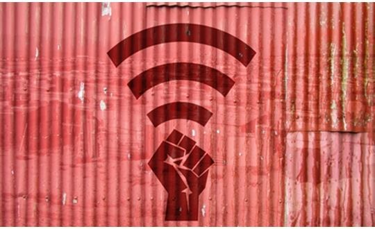 Township wifi beats information poverty, Mitchell's Plain and Khayelitsha, Cape Town