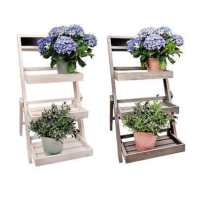 Blumenleiter Pflanzentreppe Blumenregal Holz Shabby Gartenmöbel Blumentreppe ähnliche tolle Projekte und Ideen wie im Bild vorgestellt findest du auch in unserem Magazin . Wir freuen uns auf deinen Besuch. Liebe Grü�
