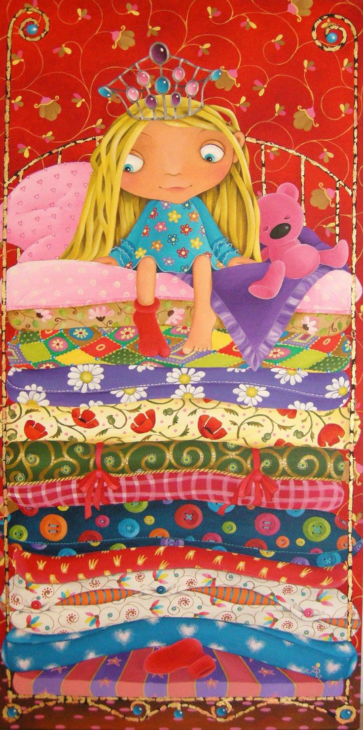 Love this painting from Rita Vjodorowa,wonderfull colors :-)