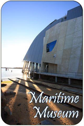 Maritime Museum, Fremantle Australia