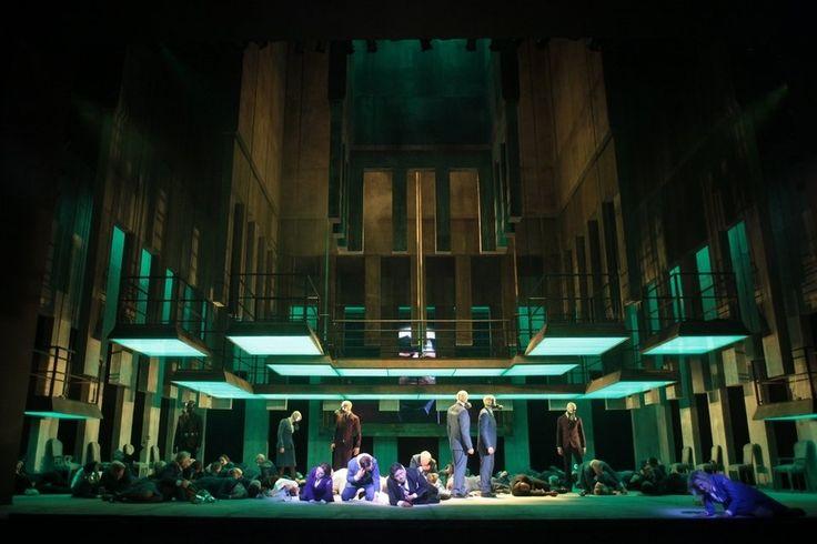 La Fura dels Baus /'Un ballo in maschera' /Verdi