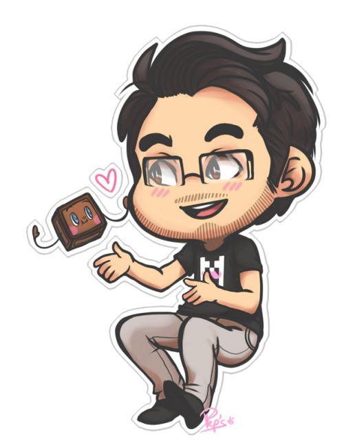 chibi markiplier and jacksepticeye - photo #24
