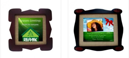 Buy Jute Based Photo Frames Online from Petra Gifts #Petragifts #Photoframes #jute #corporategifts