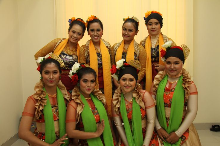 Helaran, Sundanese traditional dance from West Java, Indonesia