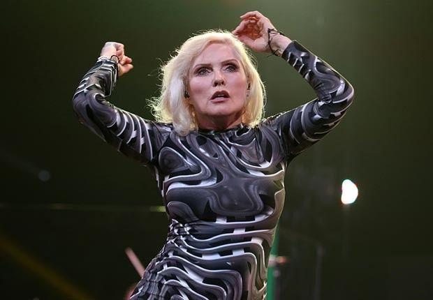 July 2015 Milestone Birthdays, Debbie Harry - 70 - July 1