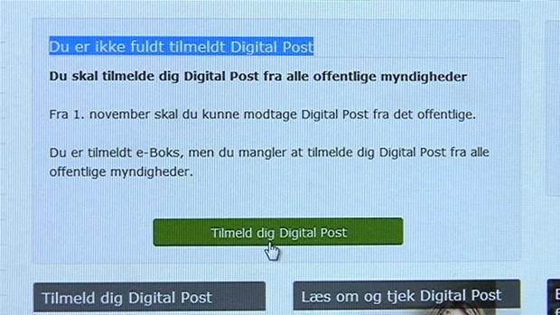 VIDEO-GUIDE Sådan får du en digital postkasse
