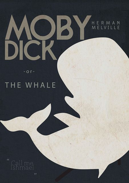 MOBY DICK a #book #cover #bookcover