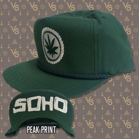 Symbols - Weed (Snapback)