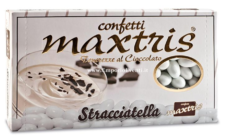 Confetti maxtris stracciatella