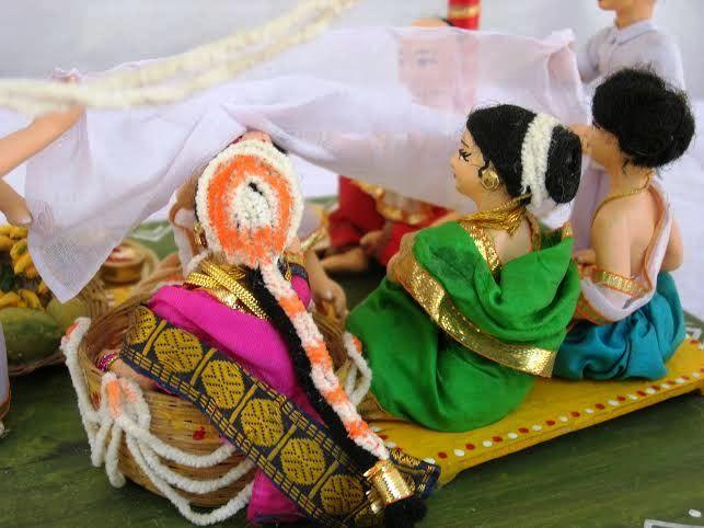 19 best images about Golu dolls/ Papiermache dolls