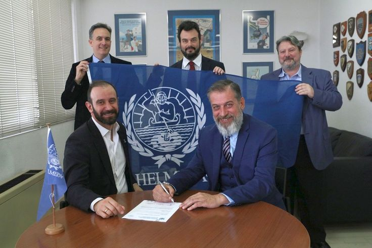 Royal Caribbean Registers Cruise Ships with HELMEPA