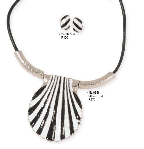 Shell pendant, keiraann.com