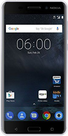 Nokia 6 Android smartphone price in Pakistan, daily updated Nokia phones including specs & information. Great performance, bright full-HD display and sleek design.