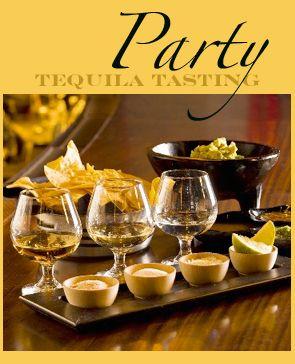 Tequila Tasting Party // nada mejor para iniciar la semana que una degustación de Tequila #TequilaOmega