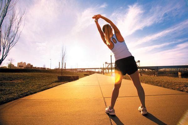 Saps quin moment és el més òptim del dia per a practicar esport? A partir de mig matí, que el cos ja està carregat d'energies.