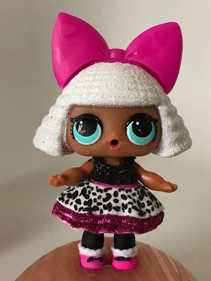 LOL 100% Authentic Surprise Doll Diva L.O.L. GLITTER