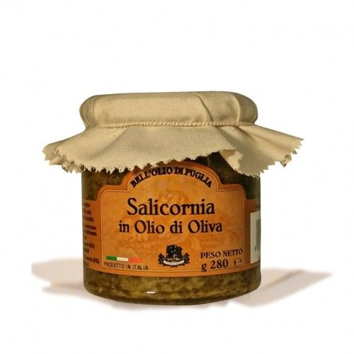 Salicornia in Olio di Oliva
