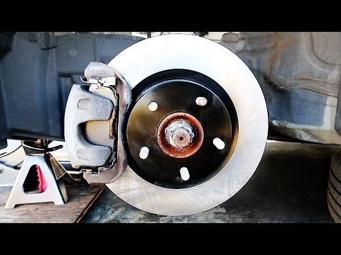 How to Change Front and rear Brake Pads and Rotors (Complete Guide) - YouTube