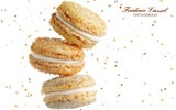 Frederic Cassel's macarons are so very delectable!
