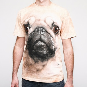 T-Shirt Mops jetzt auf Fab.