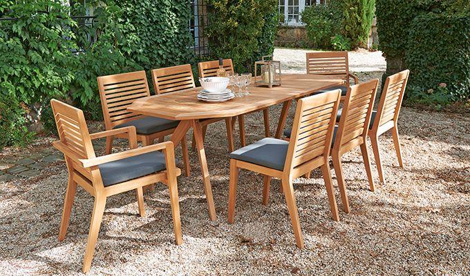 Mobilier Jardin Photo Outdoor Furniture Sets Exterior Design