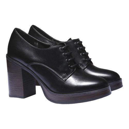 Scarpe basse da donna con tacco - Elegante - Bata scarpe online