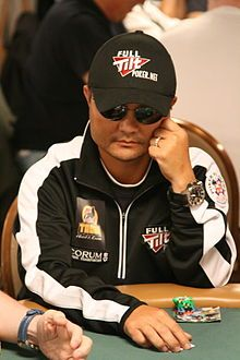 This is Jerry Yang in mid action. He plays poker a lot at the casinos near where he lives. This relates to my book because it talks about him playing in this tournament. This website talks about his career and how his journey has gone just like the book has. He has one the WSOP one time stated in the book and on this website.