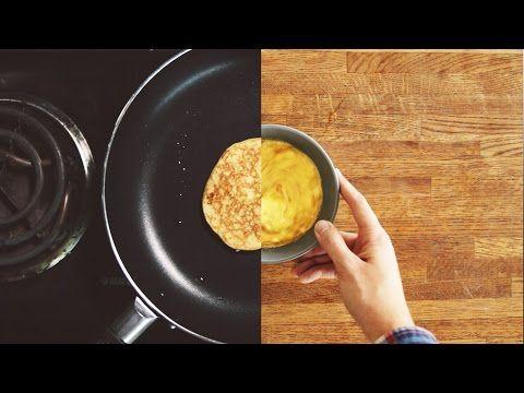 pancake da tre ingredienti? ecco la ricetta