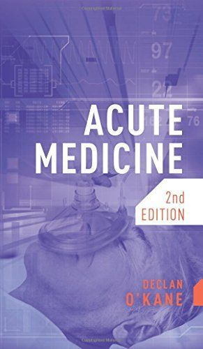 Download Acute Medicine 2nd Edition Pdf e-Book