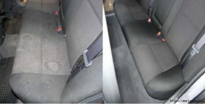 Для чистки салона авто и мягкой мебели.