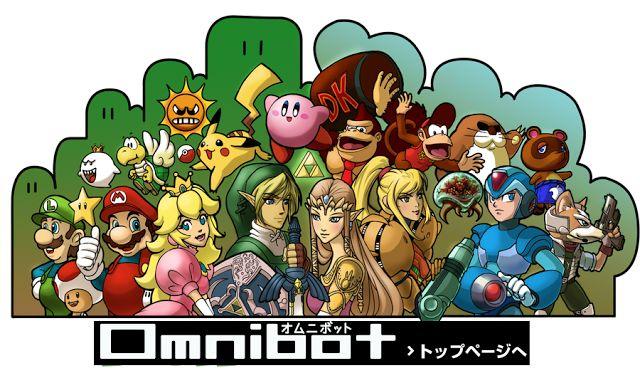 Omnibot-Retro gaming: Λίγα λόγια για τη Nintendo