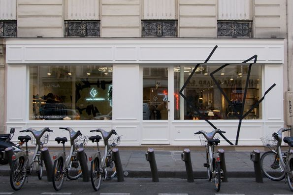 Centre Commercial  Address: 2 Rue de Marseille, 75010 Paris, France  http://www.centrecommercial.cc/