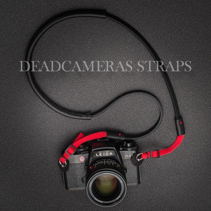 Deadcameras Allfit strap & Leica R4