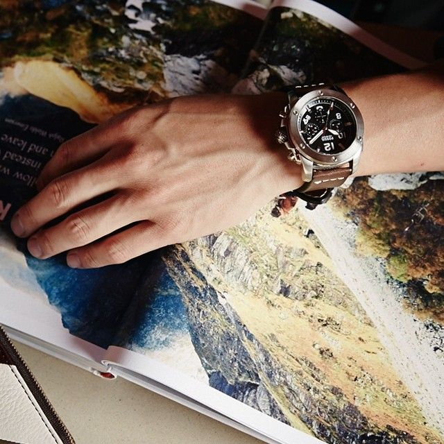 6d1bb20b59f  Walmart  Relógio Masculino FS49280KN Fossil - R 409