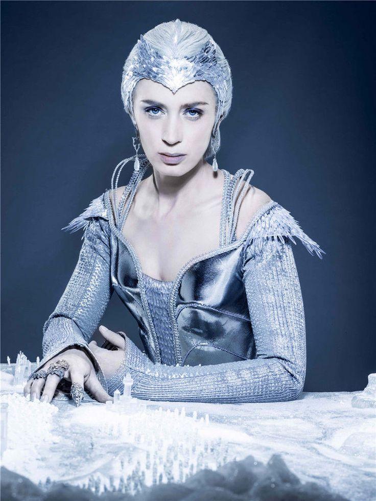 Emily Blunt as Freya in The Huntsman: Winter's War
