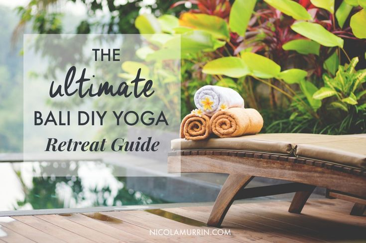 The Ultimate Bali Diy Yoga Retreat Guide The O 39 Jays