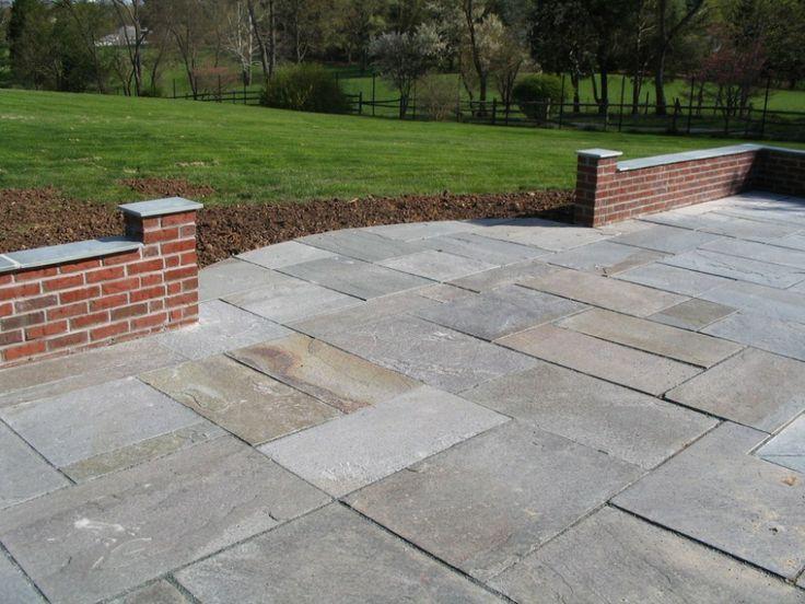 Flagstone Patio Ideas - Pictures
