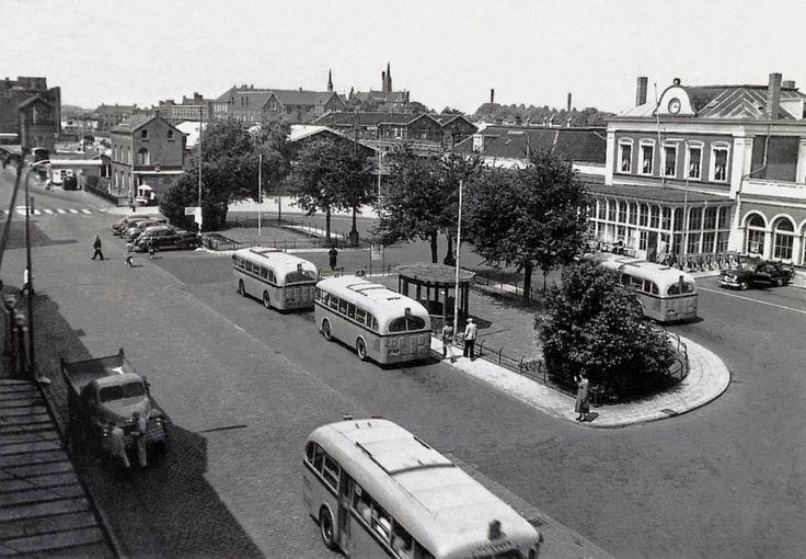 1954: Station Tilburg
