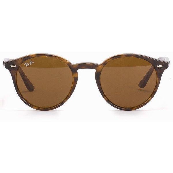 Ray Ban Rb 2180 ($130) ❤ liked on Polyvore featuring accessories, eyewear, sunglasses, tortoise, womens-fashion, tortoise shell glasses, ray ban sunglasses, tortoiseshell glasses, tortoiseshell sunglasses and uv protection glasses
