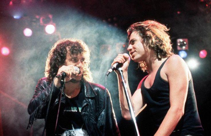 Michael & Jimmy Barnes.