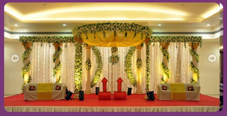 Indian Wedding Reception Stage Decoration Ideas 2015 ...