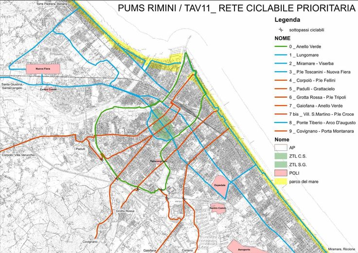 E' stato partendo da un'approfondita analisi della realtà attuale della mobilità urbana e delle reti