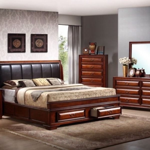 7 Pc King Eastern Bedroom Set $1,988.95 @ Bel Furniture Via Qwiqq.me.  Kissen KopfteilBettzeugKönigin ...