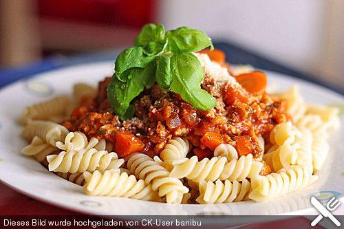 Vegetarische Bolognese, ein sehr schönes Rezept aus der Kategorie Fettarm. Bewertungen: 286. Durchschnitt: Ø 4,4.